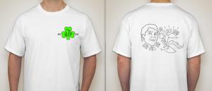 """Good Vibes & Easy Living"" Shamrock Shirts"